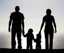 family silhouette 2
