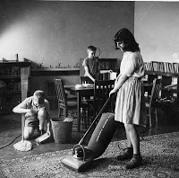 chores - kids doing