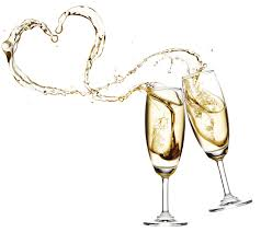 champagne heart